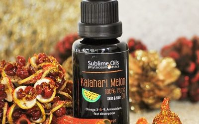Aceite de Semillas de Melón de Kalahari. Para todo tipo de piel.
