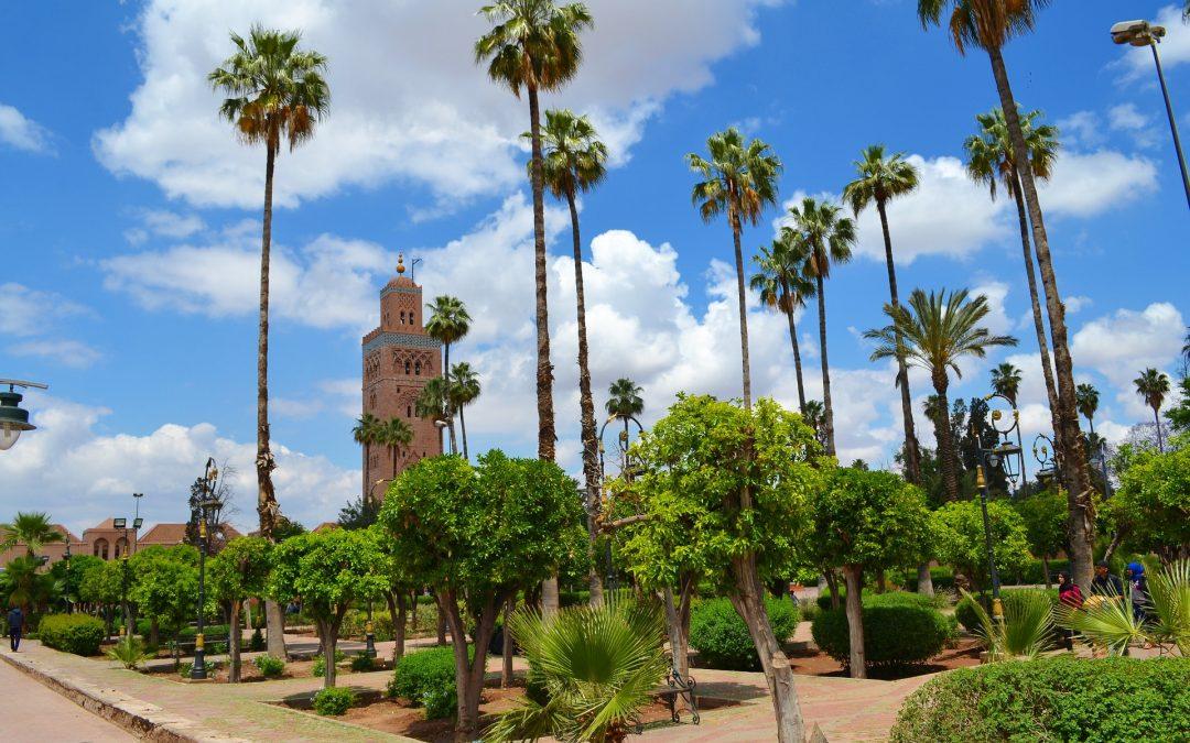 ¿Nos ayudas a escoger un escapada a Marruecos? Sorteamos un neceser de Viaje